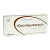 Клотримазол (табл. вагин. 100 мг N6) Озон ООО  -  Россия купить в аптеках Екатеринбург